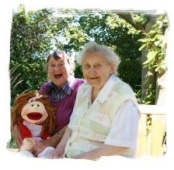 Aktivitäten im Pflegeheim Tannenhofx
